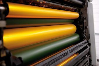 Druckereireinigung