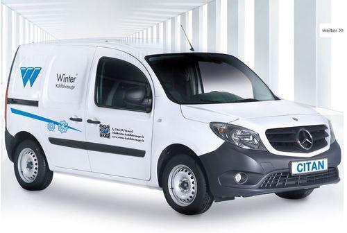 Mercedes-Benz Kühltransp.