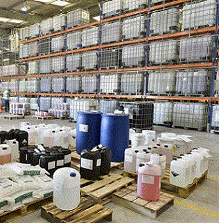Water Treatment Chemical Manufacture