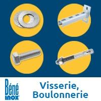 Visserie inox - Stainless steel screws