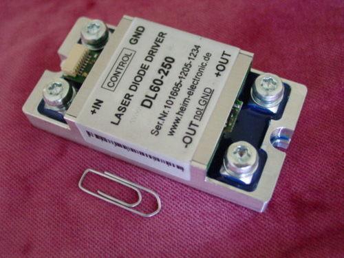 Laserdioden-Treiber