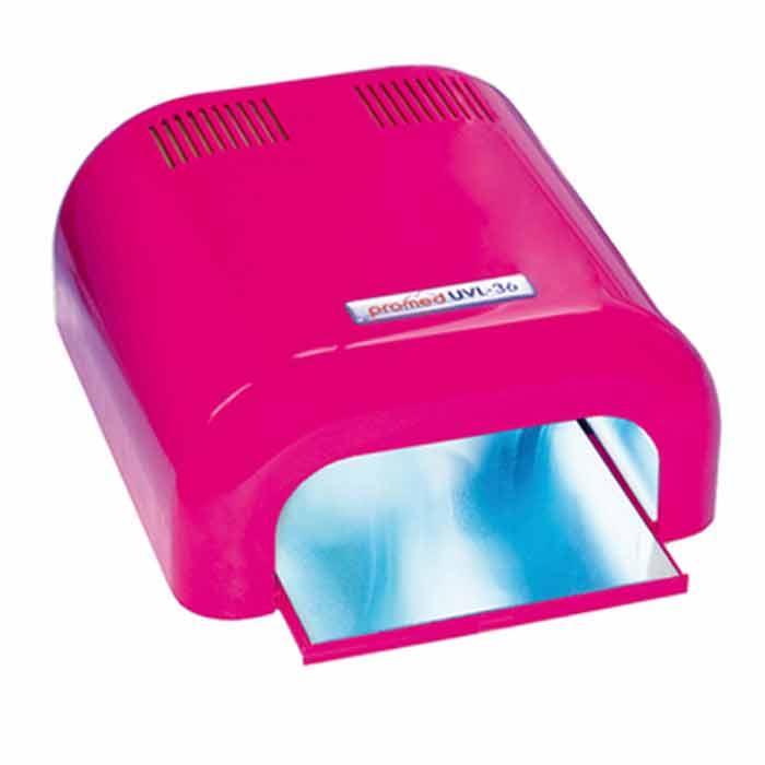 Lampe uv manucure pour la création de faux ongles en gel UV et vernis semi permanent. Lampe uv professionnel pour un séchage optimal de vos ongles. Découvrez cette lampe manucure sur calyste.fr