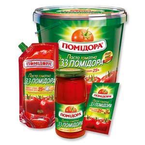 """Tomato paste """"33 POMIDORA"""""""