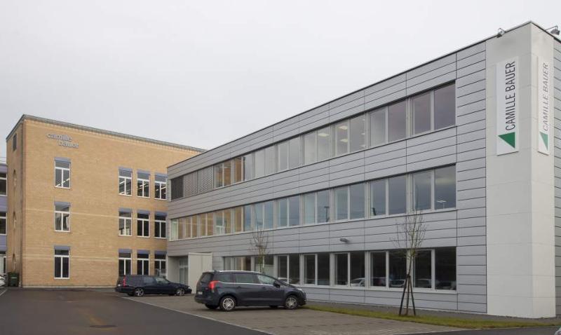 Gebäude der Camille Bauer Metrawatt AG