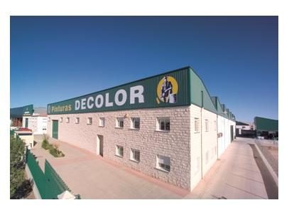 8000 m2 production plant