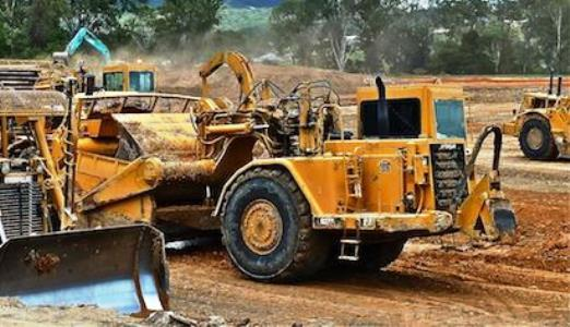 Parts for most types of earthmoving