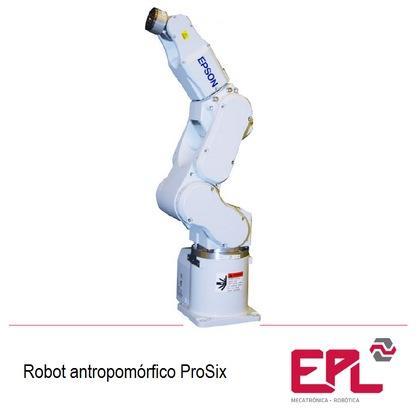 Robot antropomórfico PROSIX  - Epson
