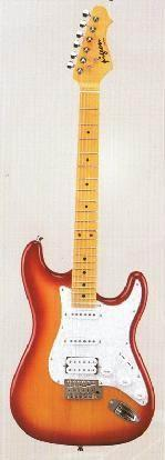 Stratocaster style guitar_LF-ST13-M