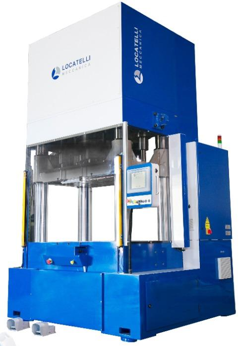 Large Table Hydraulic Presses