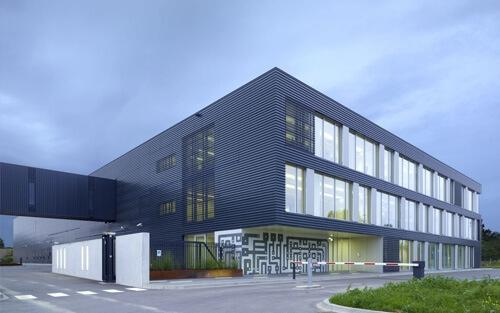 Datacenter Luxembourg - Building