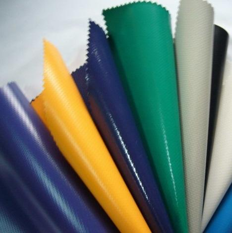 PVC coated fabrics