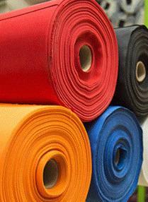 Vendita all'ingrosso di tessuti in seta, cotone, lana, jacquard e lino prodotti con filati di prima qualità.