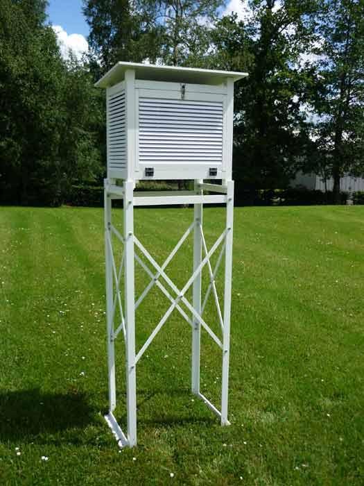 Meteorological screen