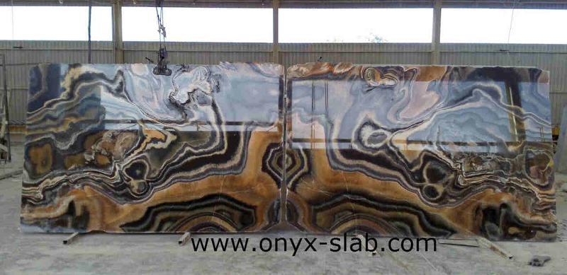 Black Onyx Slabs, Direct factory price