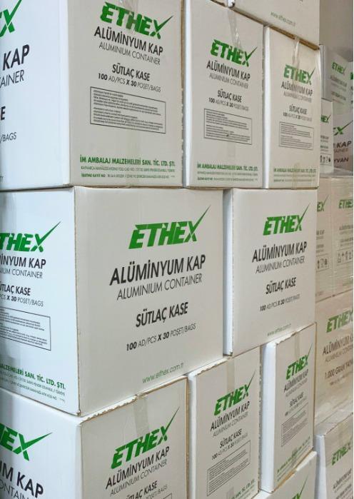 ETHEX - Aluminium Containers