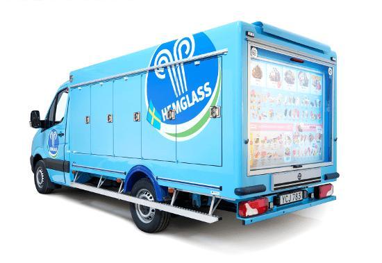 3.5T10 PolarLite – Ice Cream Truck