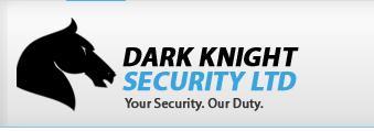 Dark Knight Security logo