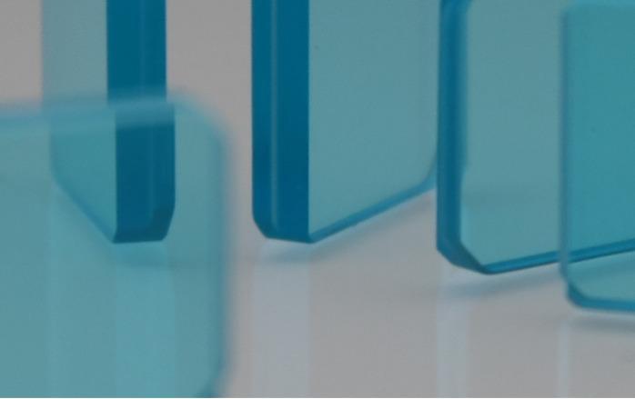 Farbglasfilter