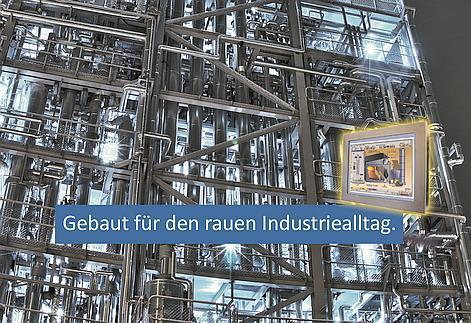 Gebaut für den rauen Industriealltag