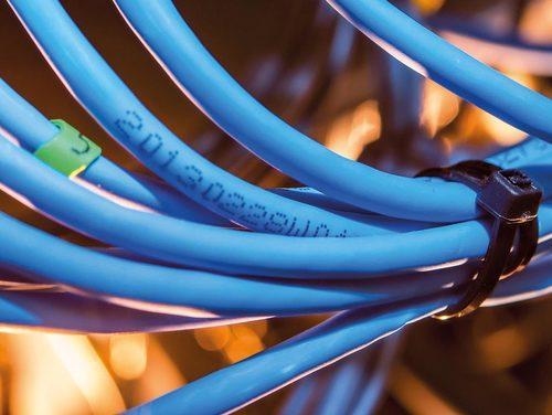 Kabelkonfektion / Laser-Bezeichnung
