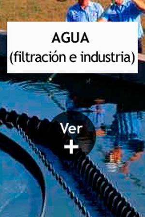Agua (Filtración e Industria)