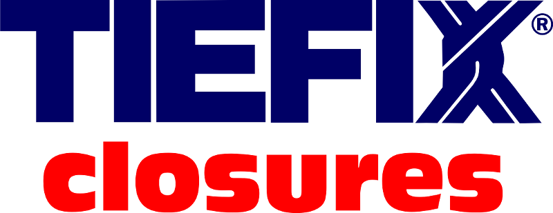 patented logo for Tiefix closures