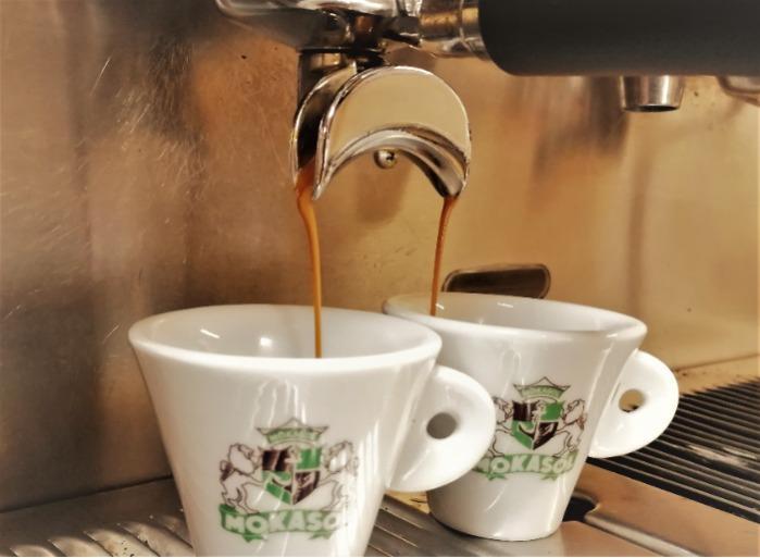 A perfect espresso.