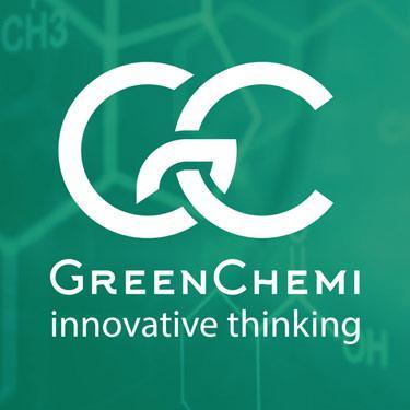 Green Chemi logo design