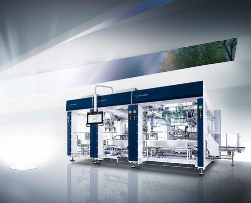 TLM-Verpackungsmaschine