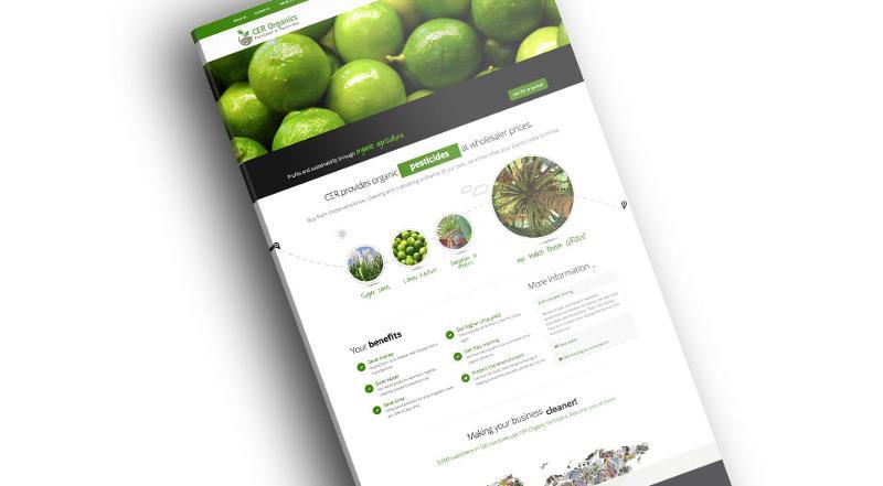 CER Organics ist ein startup aus Malaysia. Mit einem relativ kleinen Budget wurde eine auf die Zielgruppe zugeschnittene Website mit integrierten Landing Pages für Google Adwords Kampagnen realisiert.