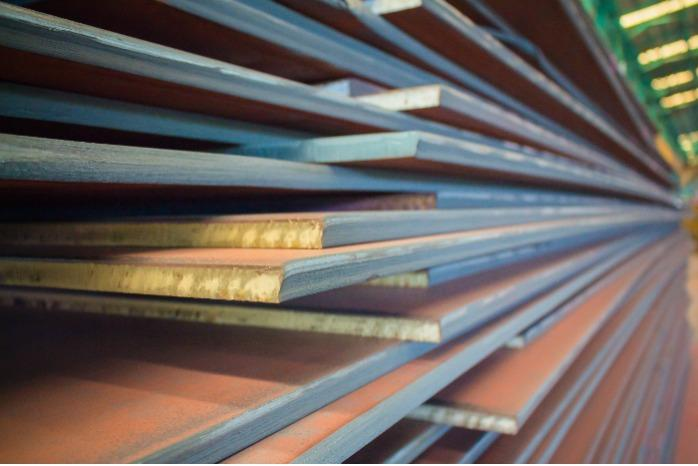 Sheet steel