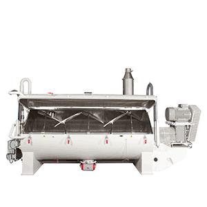 Die Hochleistungskühlmischer, nicht nur für Anwendungen in der PVC-Verarbeitung. Individuelle Konfiguration zur optimalen Anpassung an die Rohstoffeigenschaften und Produktionsbedingungen.