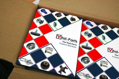 The Vital Parts Product Brochure Out Now