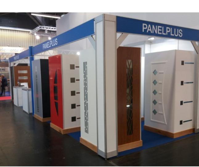 PVC AL HPL DECORATIVE DOOR PANELS