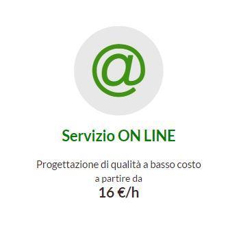 Progettazione di qualità a basso costo a partire da 16 €/h