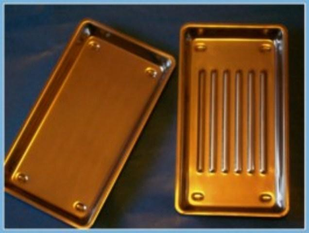DENTAL stainless steel trays