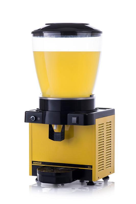 22 Lt Panoramic Juice Dispenser