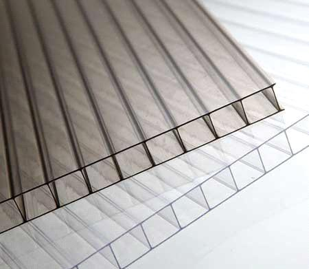 POLYCARBONATE ROOF PANEL
