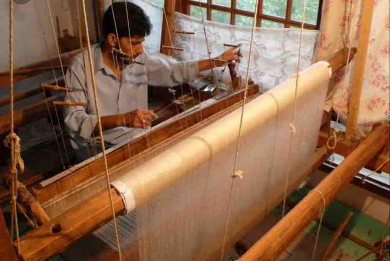 Shahpashmina manufacturing