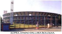 verniciatura stadio bologna
