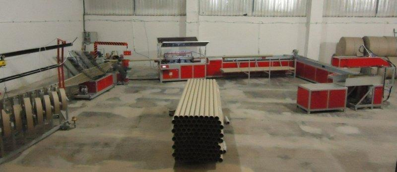 paper core making machine , paper tube winding machine , spiral paper core machine
