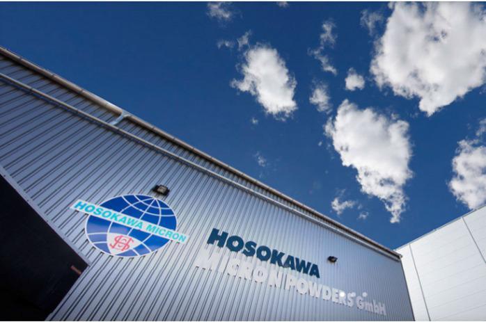 HOSOKAWA MICRON POWDERS GmbH