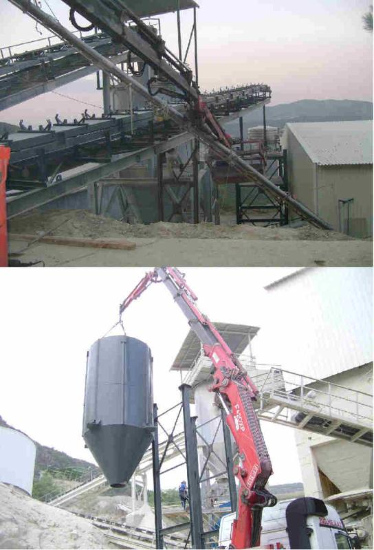 2 CONSTRUCTION OF BELT CONVEYARS IN MINES