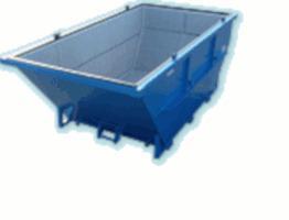 Absetzcontainer als Entwässerungscontainer