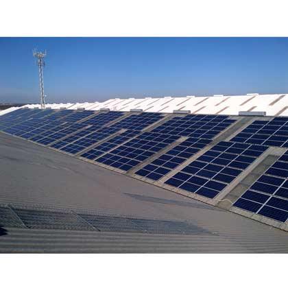 Energías alternativas: equipos e instalaciones