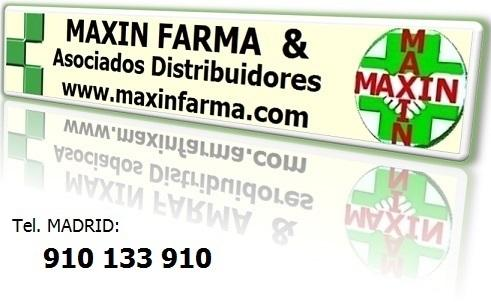 PHARMACEUTICAL DISTRIBUTORS MAXIN FARMA EXPORT
