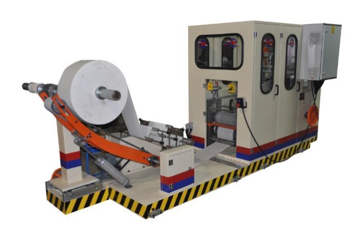 25x25 Napkin Machine