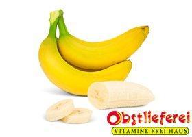 Bananen - Bio/Fairtrade