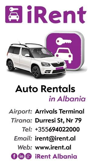 Rent A Car Tirana Airport Albania