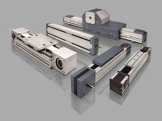 Die Produktlinien innerhalb der Actuator Line von Rollon umfassen Linearachsen und Linearbewegungssysteme.